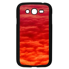 Red Cloud Samsung Galaxy Grand Duos I9082 Case (black) by Celenk