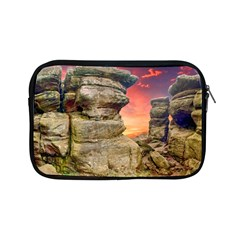 Rocks Landscape Sky Sunset Nature Apple Ipad Mini Zipper Cases by Celenk