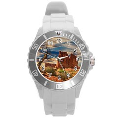 Bryce Canyon Usa Canyon Bryce Round Plastic Sport Watch (l) by Celenk