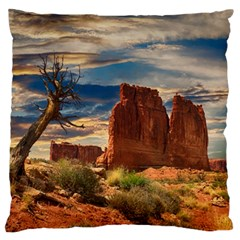 Bryce Canyon Usa Canyon Bryce Standard Flano Cushion Case (two Sides) by Celenk