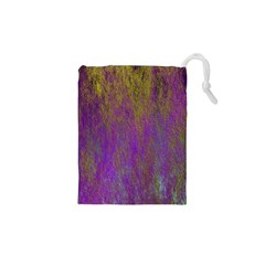 Background Texture Grunge Drawstring Pouches (xs)  by Celenk