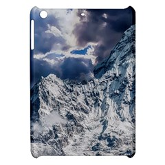 Mountain Snow Winter Landscape Apple Ipad Mini Hardshell Case by Celenk