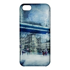 Storm Weather Nature Thunderstorm Apple Iphone 5c Hardshell Case by Celenk