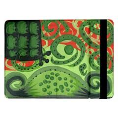Turtle Samsung Galaxy Tab Pro 12 2  Flip Case by snowwhitegirl