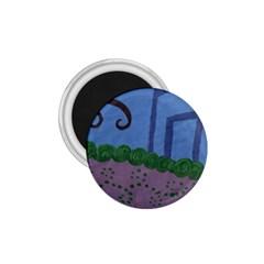 Purple Shoe 1 75  Magnets by snowwhitegirl