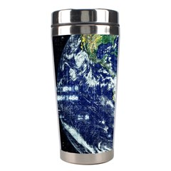 Earth Internet Globalisation Stainless Steel Travel Tumblers by Celenk