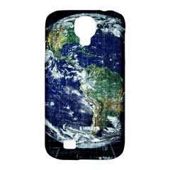 Earth Internet Globalisation Samsung Galaxy S4 Classic Hardshell Case (pc+silicone) by Celenk
