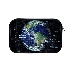 Earth Internet Globalisation Apple Macbook Pro 13  Zipper Case by Celenk