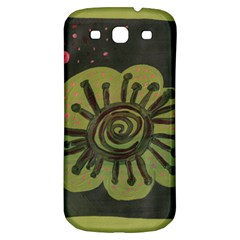 Flower Spitting Out Pink Pollen Samsung Galaxy S3 S Iii Classic Hardshell Back Case by snowwhitegirl