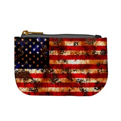 American Flag Usa Symbol National Mini Coin Purses by Celenk