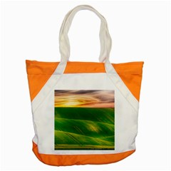 Hills Countryside Sky Rural Accent Tote Bag