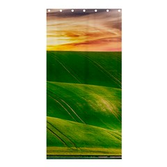 Hills Countryside Sky Rural Shower Curtain 36  X 72  (stall)
