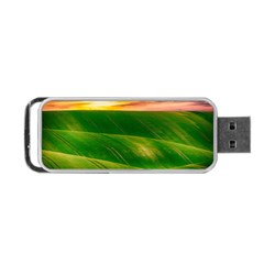 Hills Countryside Sky Rural Portable Usb Flash (two Sides)