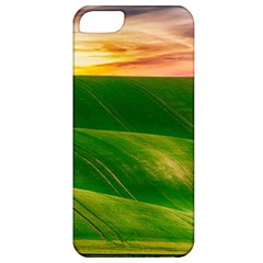 Hills Countryside Sky Rural Apple Iphone 5 Classic Hardshell Case