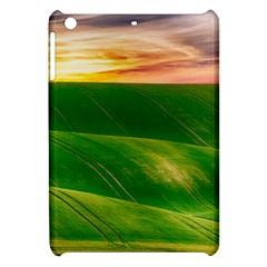 Hills Countryside Sky Rural Apple Ipad Mini Hardshell Case