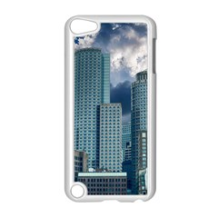 Tower Blocks Skyscraper City Modern Apple Ipod Touch 5 Case (white)