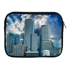 Tower Blocks Skyscraper City Modern Apple Ipad 2/3/4 Zipper Cases by Celenk