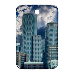 Tower Blocks Skyscraper City Modern Samsung Galaxy Note 8 0 N5100 Hardshell Case  by Celenk