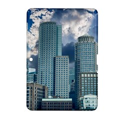 Tower Blocks Skyscraper City Modern Samsung Galaxy Tab 2 (10 1 ) P5100 Hardshell Case  by Celenk