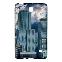 Tower Blocks Skyscraper City Modern Samsung Galaxy Tab 4 (7 ) Hardshell Case  by Celenk
