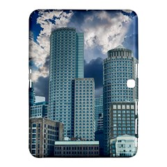 Tower Blocks Skyscraper City Modern Samsung Galaxy Tab 4 (10 1 ) Hardshell Case