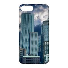 Tower Blocks Skyscraper City Modern Apple Iphone 7 Plus Hardshell Case by Celenk
