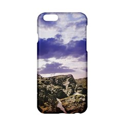 Mountain Snow Landscape Winter Apple Iphone 6/6s Hardshell Case
