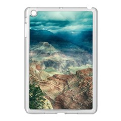 Canyon Mountain Landscape Nature Apple Ipad Mini Case (white) by Celenk