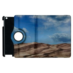 Sand Dune Desert Landscape Dry Apple Ipad 3/4 Flip 360 Case by Celenk