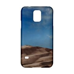 Sand Dune Desert Landscape Dry Samsung Galaxy S5 Hardshell Case  by Celenk