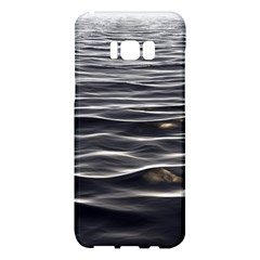 Texture Background Water Samsung Galaxy S8 Plus Hardshell Case