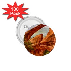 Canyon Desert Rock Scenic Nature 1 75  Buttons (100 Pack)  by Celenk