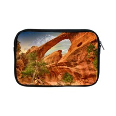 Canyon Desert Rock Scenic Nature Apple Ipad Mini Zipper Cases by Celenk