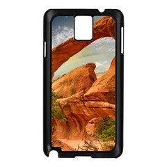 Canyon Desert Rock Scenic Nature Samsung Galaxy Note 3 N9005 Case (black) by Celenk