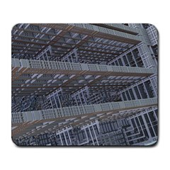 Ducting Construction Industrial Large Mousepads by Celenk