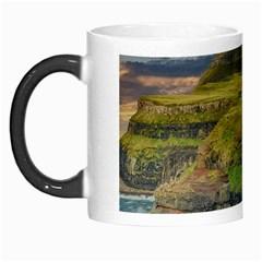 Coastline Waterfall Landscape Morph Mugs