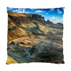 Nature Landscape Mountains Outdoor Standard Cushion Case (one Side)