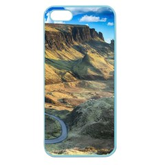 Nature Landscape Mountains Outdoor Apple Seamless Iphone 5 Case (color) by Celenk