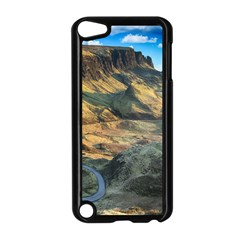 Nature Landscape Mountains Outdoor Apple Ipod Touch 5 Case (black)