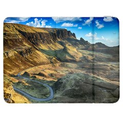 Nature Landscape Mountains Outdoor Samsung Galaxy Tab 7  P1000 Flip Case by Celenk