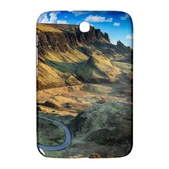 Nature Landscape Mountains Outdoor Samsung Galaxy Note 8 0 N5100 Hardshell Case