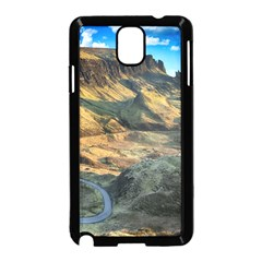 Nature Landscape Mountains Outdoor Samsung Galaxy Note 3 Neo Hardshell Case (black)