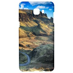 Nature Landscape Mountains Outdoor Samsung C9 Pro Hardshell Case