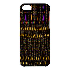 Hot As Candles And Fireworks In Warm Flames Apple Iphone 5c Hardshell Case by pepitasart