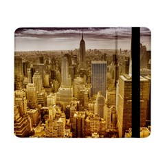 New York Empire State Building Samsung Galaxy Tab Pro 8 4  Flip Case by Celenk