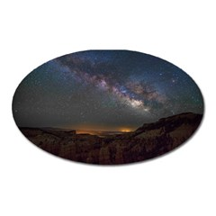 Fairyland Canyon Utah Park Oval Magnet by Celenk