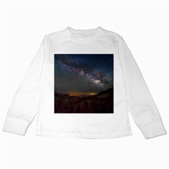Fairyland Canyon Utah Park Kids Long Sleeve T Shirts by Celenk
