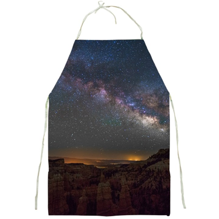 Fairyland Canyon Utah Park Full Print Aprons