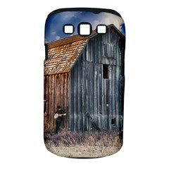 Banjo Player Outback Hill Billy Samsung Galaxy S Iii Classic Hardshell Case (pc+silicone) by Celenk