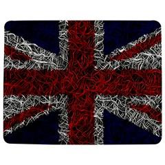 Union Jack Flag Uk Patriotic Jigsaw Puzzle Photo Stand (rectangular) by Celenk